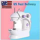 Sewing Machine | Mini Sewing Machine | Portable Sewing Machine (Purple)