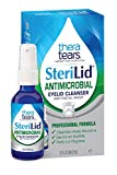 TheraTears Sterilid Antimicrobial Eyelid Cleanser and Facial Wash, with Hypochlorous Acid, 59 mL, 2 Fl oz Spray