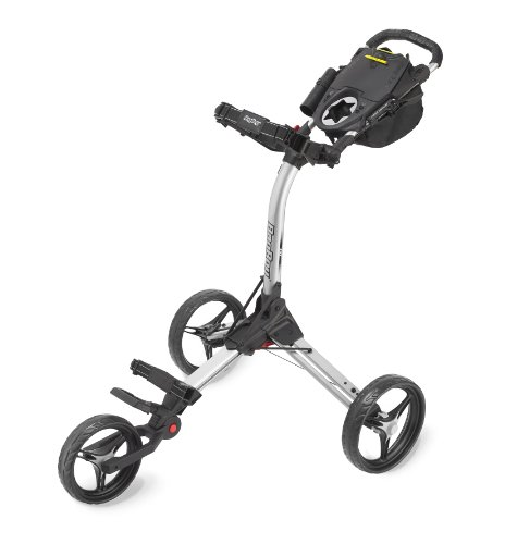 Bag Boy C3 Push Golf Cart, Silver