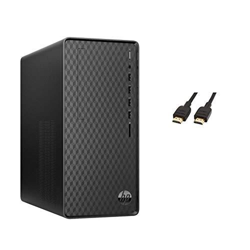 HP Desktop 2021 Premium Desktop Computer, 8 Core AMD Ryzen 7 4700G 3.6GHz, 16GB RAM,...