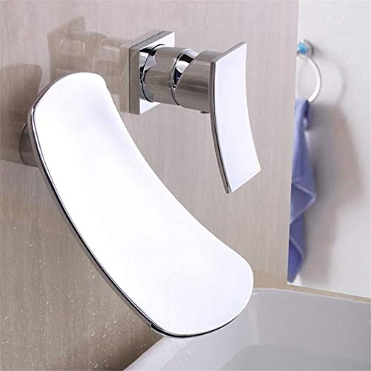 Washbasin Faucet Kitchen Faucet Brass Bathroom Copper Wall Basin Faucet impervious Sink Water Faucet