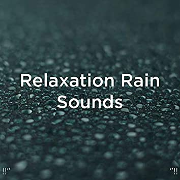 """!!"""" Relaxation Rain Sounds""""!!"""