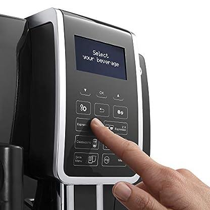 DeLonghi-ECAM35953B-Dynamische-Kaffeevollautomat-1450-W-Kunststoff-Schwarz