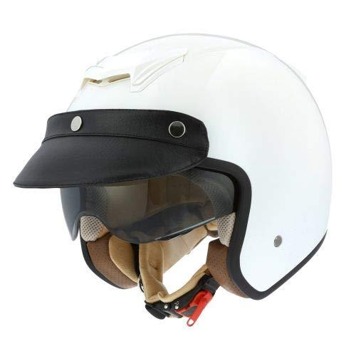 Astone Helmets - Casco de moto Jet Sportster SPORT2M-WHL