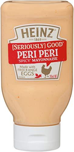 Heinz Seriously Good Peri Peri Mayonnaise, 295ml