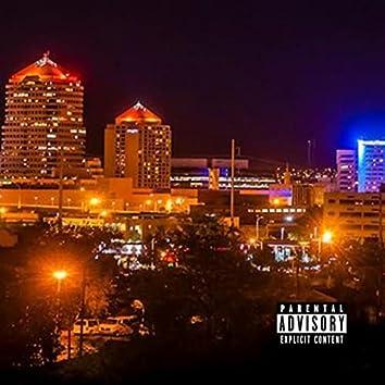 Albuquerque Nights, Pt. 3 (feat. Bamboozle, Notorious T, Spurticus & Sane Sinatra)