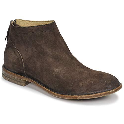 MOMA NORTH CAPE - OLIVER Enkellaarzen/Low boots heren Bruin Laarzen