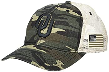 Top of the World Oklahoma Sooners Men s Team Color Two Tone Declare Snapback Hat One Fit