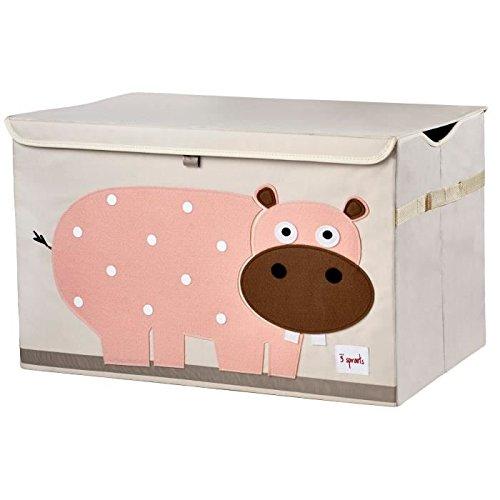 3 SPROUTS Caisse de Rangement Hippo