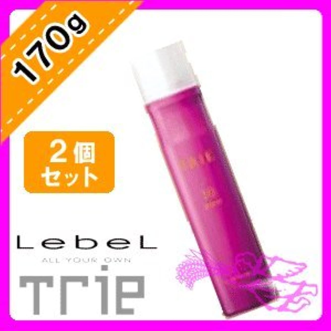 余暇約意図的ルベル トリエ スプレー10 170g ×2個セット Lebel Trie スタイリング