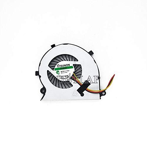 DBTLAP Laptop CPU Fan Compatible for Toshiba Satellite Radius P55W P55W-B P55W B5220 BAAA0705R5H V002 NFB68A05H Laptop Radiators