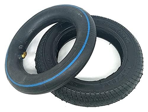 SHKUU Neumático Scooter eléctrico, neumáticos Exteriores Interiores inflables 8 1/2X2, Goma Antideslizante Resistente al Desgaste, Adecuado neumáticos Cochecito/Cochecito 8,5 Pulgadas