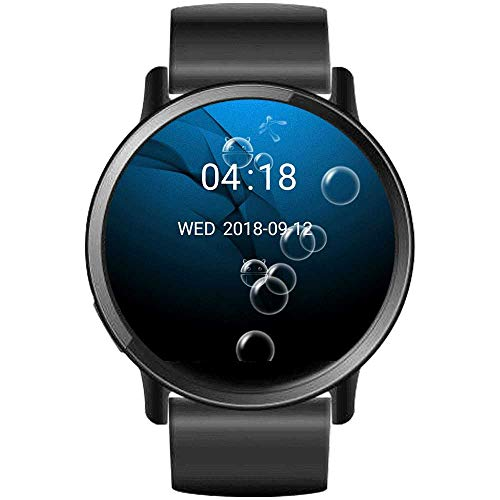 "Lemfo Lemx – Android 7.1 4 G LTE 2.03"" schermo orologio intelligenti, MT6739 1 GB + 16GB 8 MP Camera, Translator, GPS, Wifi, cardiofrequenzimetro, modalità Multi sport Smartwatch Phone per uomo donna"
