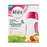 Cere Easy Wax Kit Natural Inspirations flor Tiarè & Argan Oil + Recarga 50 ml