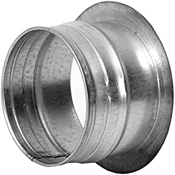 """Duct Collar Air Tight for Connecting Ducting to Wall Floor /& Ceiling Opening 6/"""""""