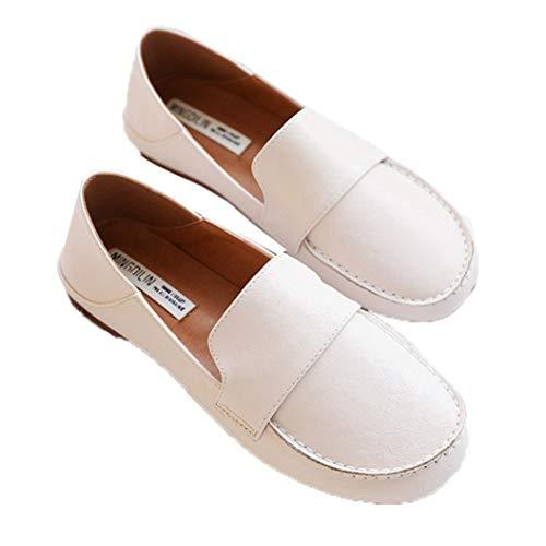 Vrouwen Loafers Met Vierkante Neus Mode Instappers Mocassins Eenvoudige Lichtgewicht Flats Casual Ademende Ondiepe Mond Werkschoenen