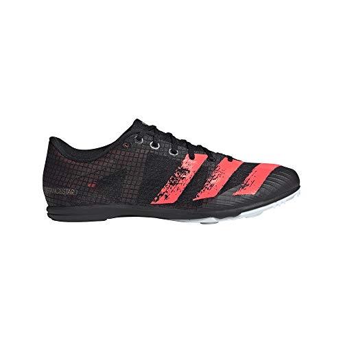 adidas Distancestar w, Zapatillas de Atletismo Mujer, NEGBÁS/ROSSEN/COBMET, 36 2/3 EU
