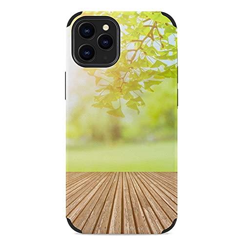 Cover Iphone 12 Mini, Custodia Per Cellulare Serie Iphone Ultrasottile In Microfibra Fantasia Multi-Stile, Antigoccia E Antiurto Percorso Di Legno iPhone 12 Pro Max