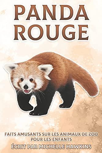Panda rouge: Faits amusants sur les animaux de zoo pour les enfants #19