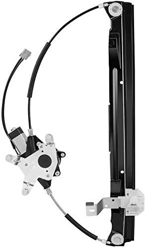 AUTOSAVER88 Power Window Regulator w/Motor Compatible with Ford Explorer...
