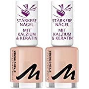 Manhattan Strenghtener Last & Shine, Farbe 000, 2er Pack(2 x 12 ml)