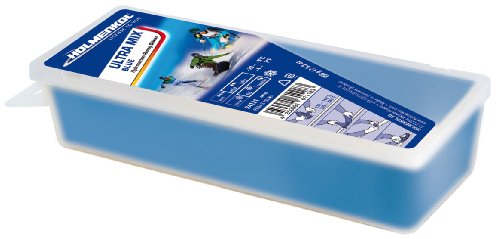 Holmenkol Unisex - Adulto Ultramix Blue Cera da...