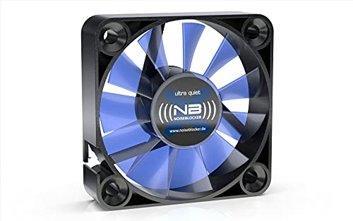 Noiseblocker BlackSilent Ventilador XM-2-40mm