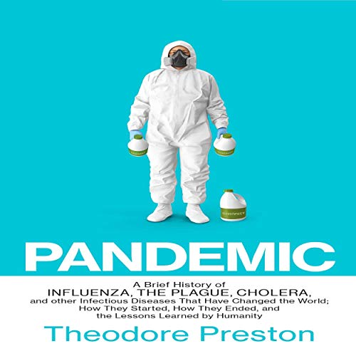 Pandemic  By  cover art