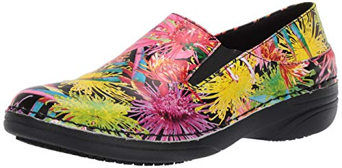 봄 단계 전문 여성의 마닐라 - 크립 균일 한 드레스 신발
