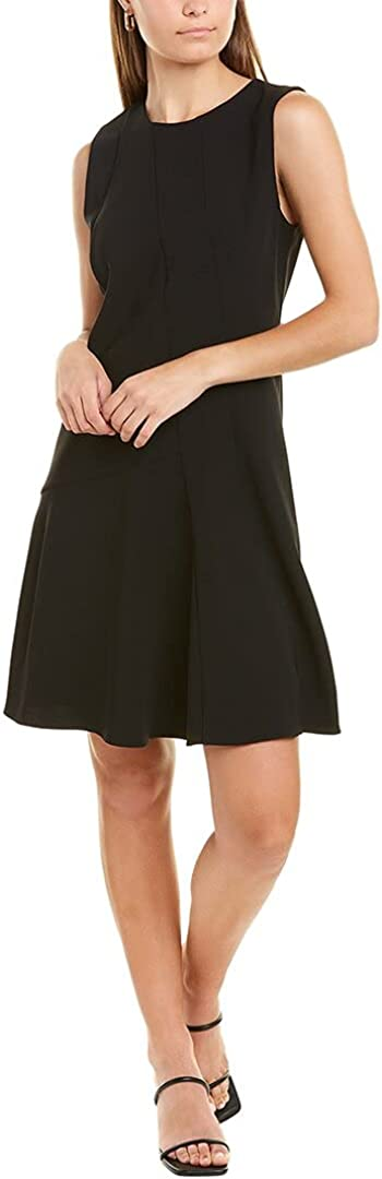 Theory Women's Asym Drape Dress