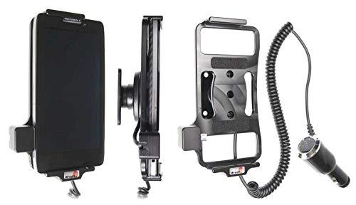 Brodit 512475 Support Voiture Motorola Droid Razr Maxx HD avec Chargeur Allume Cigare avec Rotule orientable