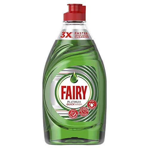 Fairy Platinum Original Washing Up Liquid, 383 ml by Fairy
