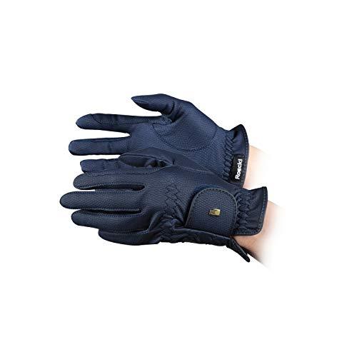Roeckl Handschuhe GmbH & Co. Light & Grip Waschbar 30° Marine - 8,5