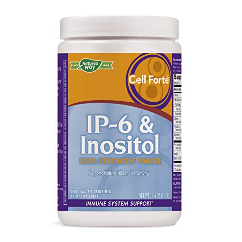 Enzymatic Therapy Cell Forte W/Ip-6 Powder, 14.6-Ounces