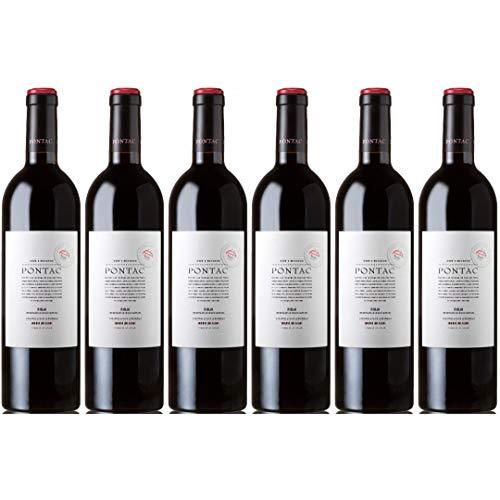 Luis Alegre Pontac - Vino Tinto - 6 Botellas - 4500 ml