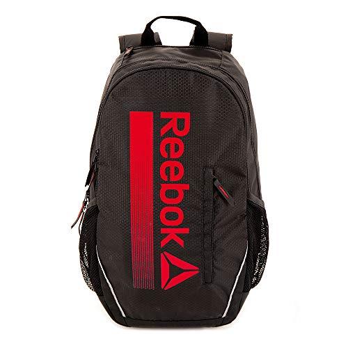 Reebok Trainer Gym Backpack for Men, Sports Backpack with Laptop Slot