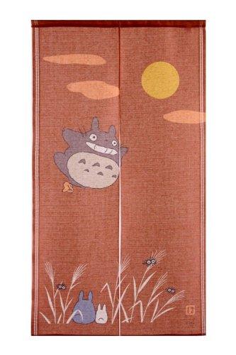 Narumi narumikk Studio Ghibli My Neighbor Totoro Noren (Traditioneller japanischer Vorhang)