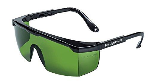 SafeLightPro F2 - Gafas de protección para depilación HPL/IPL, Protección UV