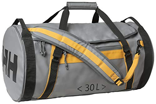 Helly Hansen HH Duffel Bag 2 30L Bolsa de viaje, Unisex adulto, Negro (Quiet Shade), STD