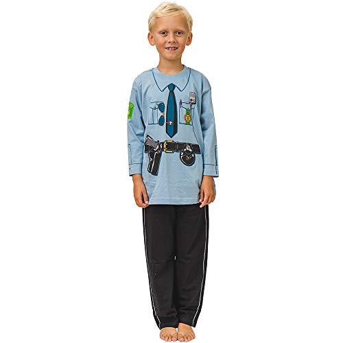 Pijama de Guardia Danés y Ropa Casera Divertida (3-4 Anõs)
