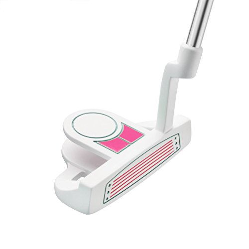 Orlimar Golf ATS Junior Girl's Pink Golf Putter (Right Hand Ages 5-8)