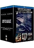 DC Universe - Coffret 3 films : Justice League + Wonder Woman + Batman v Superman : L'aube de la justice [Francia] [Blu-ray]