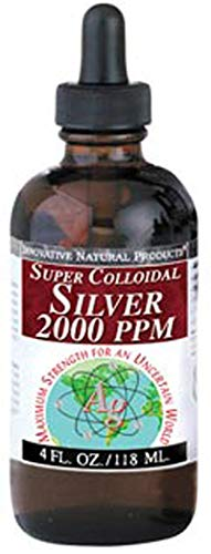 Colloidal Silver 2000 PPM (4 oz) by Innovative Natural Products