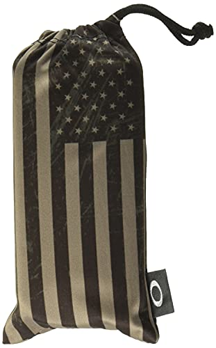 Oakley Country Flag Microbag, Subdued USA Flag, One Size