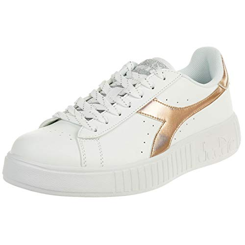 Diadora - Sneakers Game Step Shiny per Donna (EU 38)