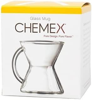 Chemex Hand Blown Glass Coffee Mug, 10 Ounce
