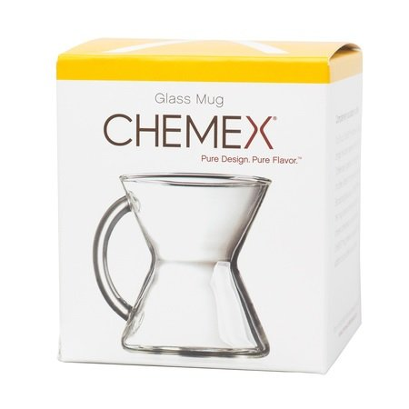 Mundgeblasene Chemex Tasse