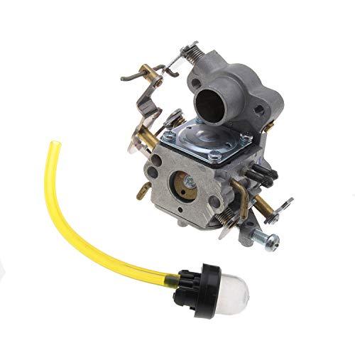 Jardiaffaires Vergaser, anpassbar, für Motorsäge MC Culloch ersetzt Zama C1M-W26B