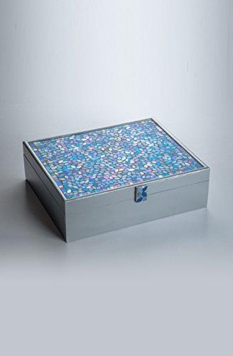 Montagé islamico Gift Box–Highline–blu