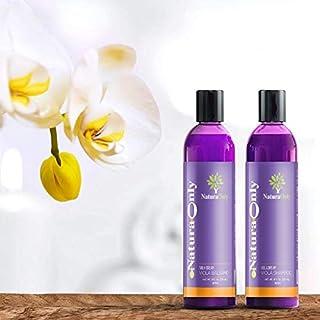 Natura only - shampoo balsamo set viola dream - antigiallo - esalta capelli colorati - biondi, platino, grigi, decolorati...